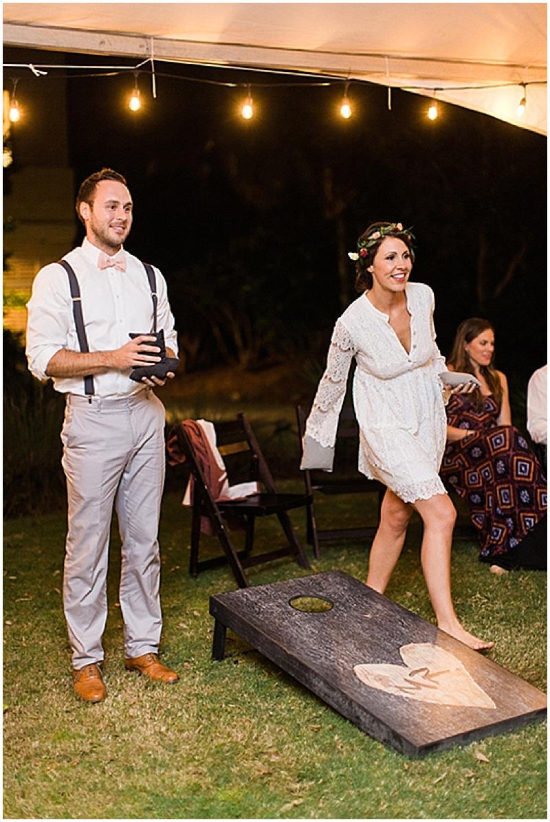 outdoor wedding games
