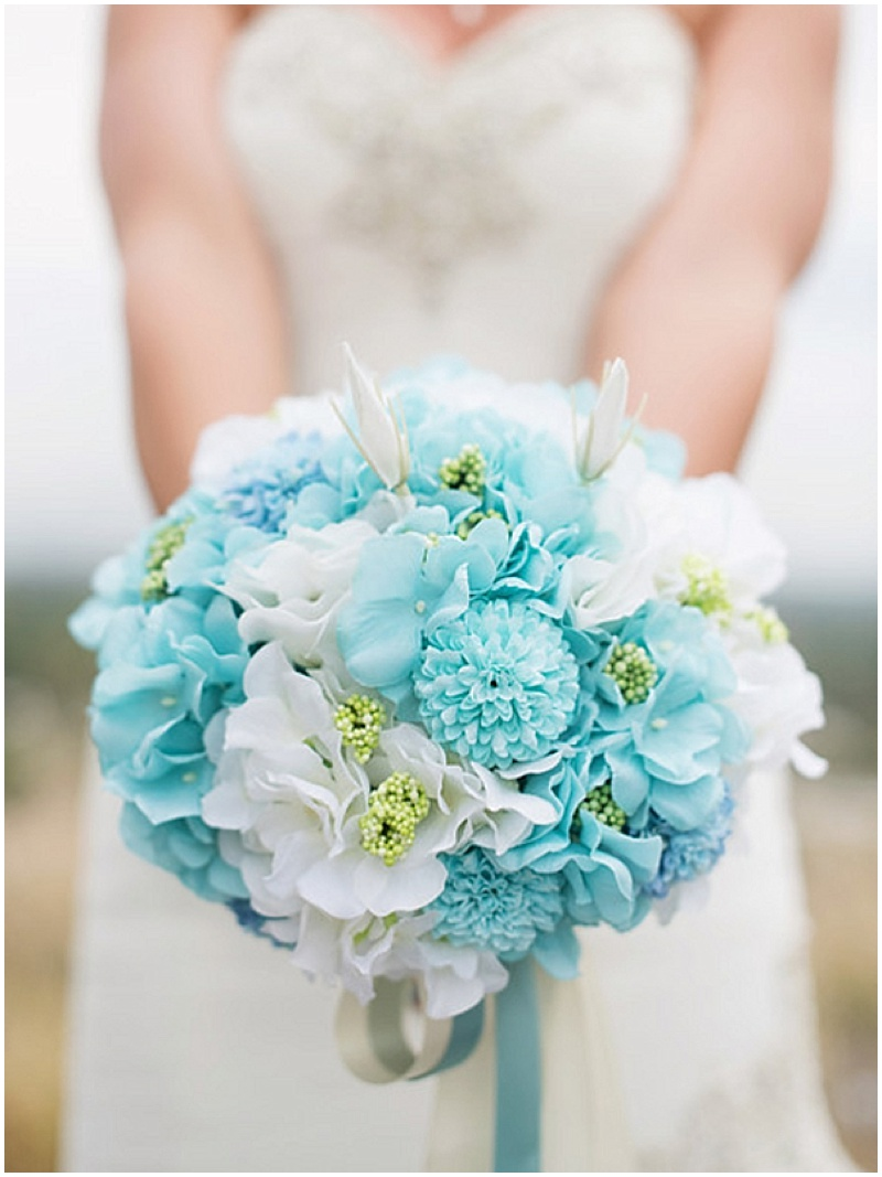 aqua wedding photos