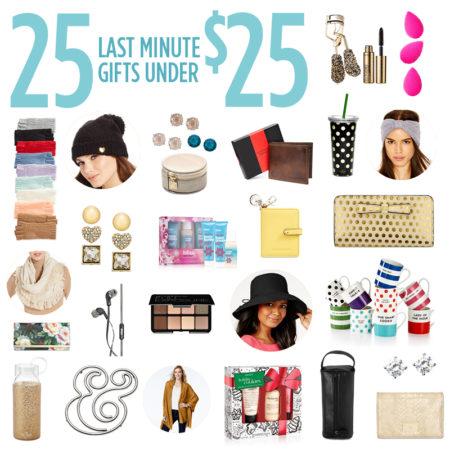 last minute gifts under $25