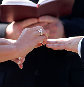 picking an officiant