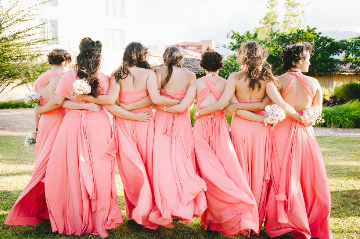 Outfit Your Bridesmaids with Henkaa | The Budget Savvy Bride