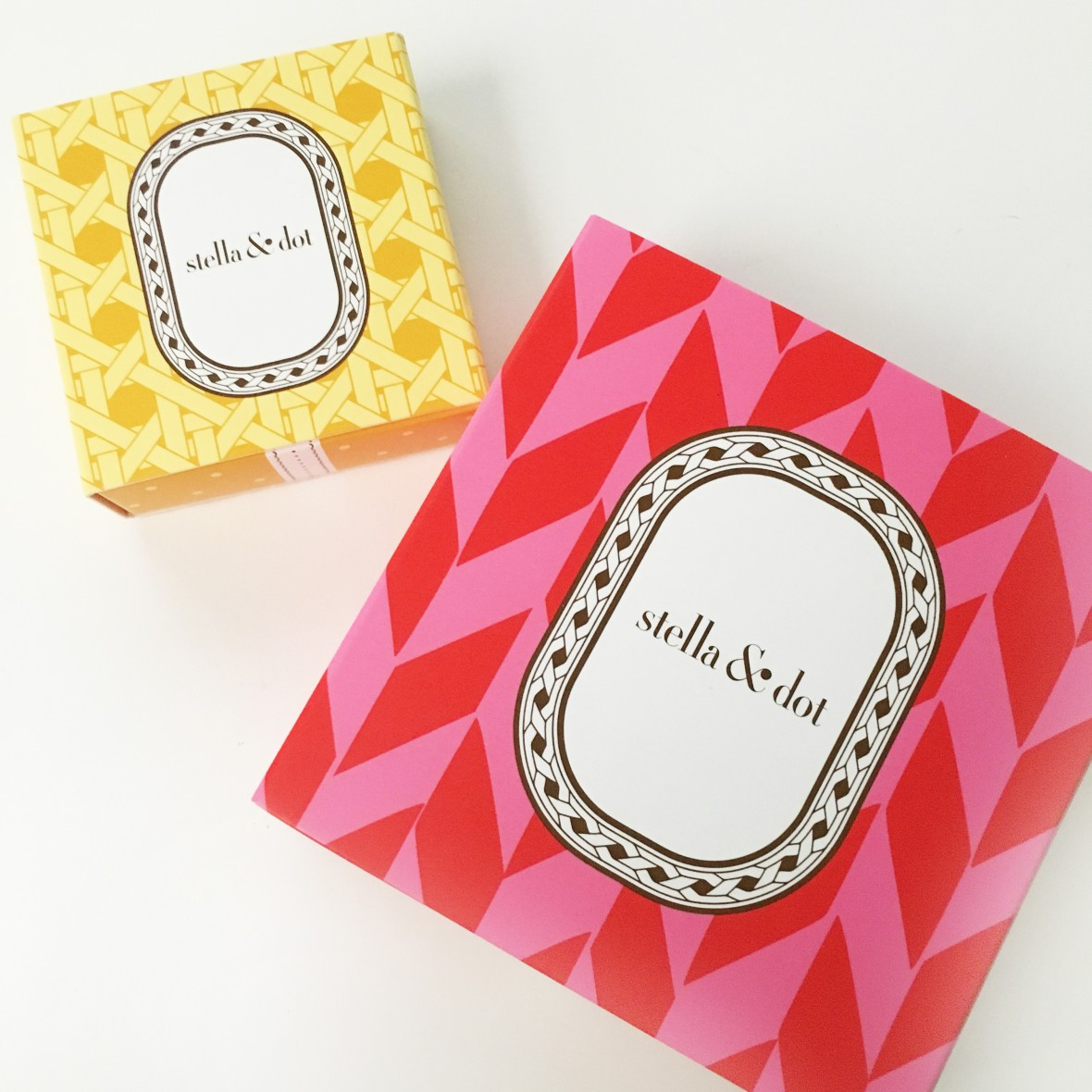 stella dot packaging - perfect gifts for every girl on your list