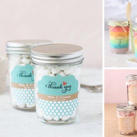 creative wedding favor ideas you can do yourself