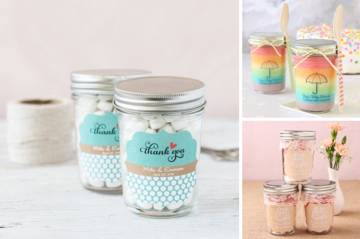 creative wedding favor ideas you can do yourself