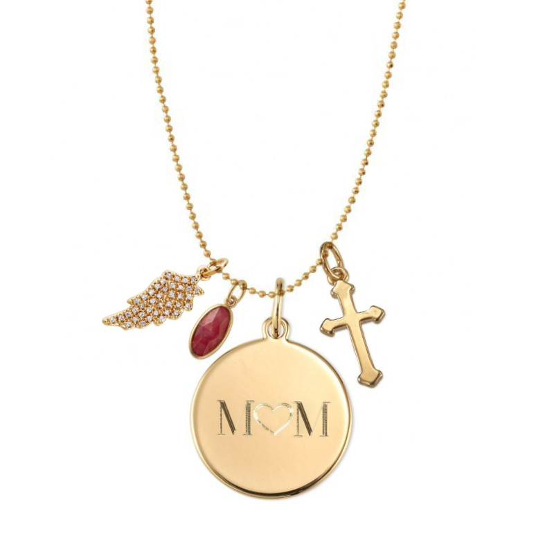 stella & dot charm necklace - perfect gifts for every girl on your listv