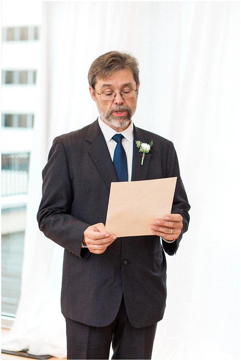wedding family readings
