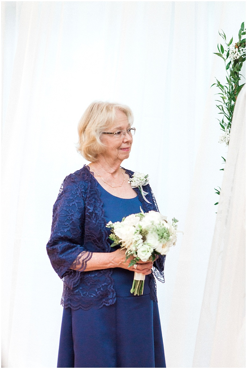 grandmother matron of honor