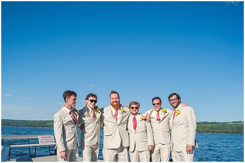 khaki groomsmen suits