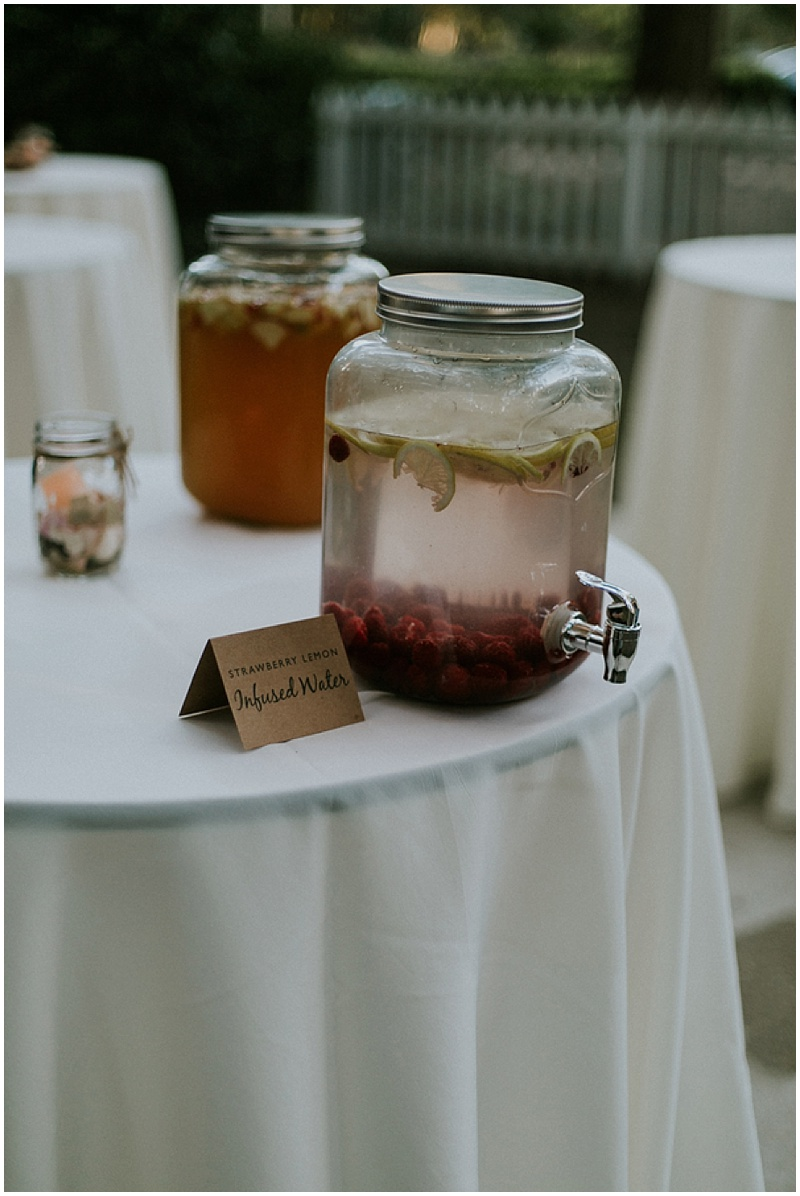 infused wedding
