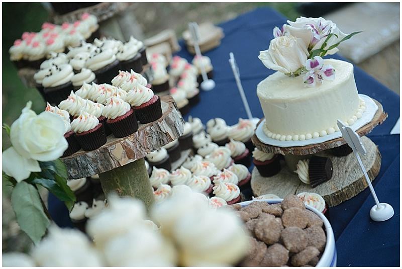 sweetheart wedding cake