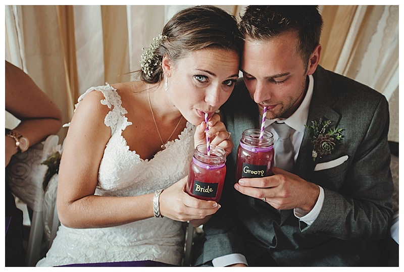 wedding beverages