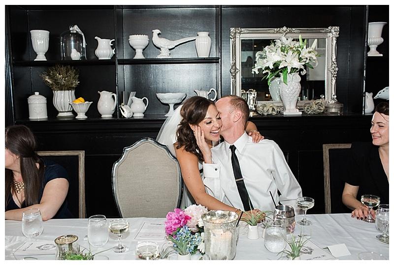 hotel wedding reception