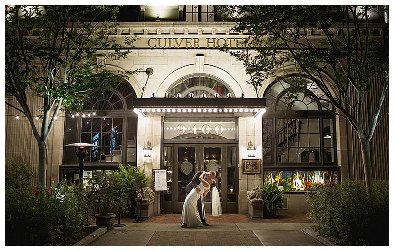 hotel wedding photos