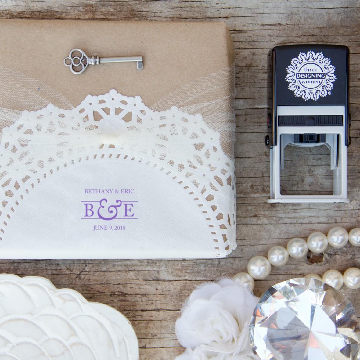 Three Designing Women Stamp Kit