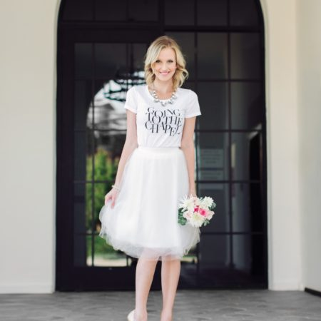 tomkat tee for brides