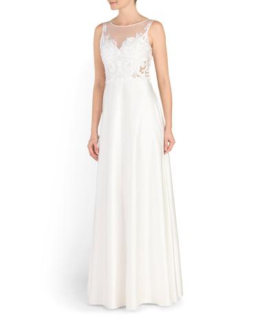 TJ Maxx Wedding Dress