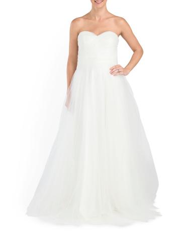 Theia Wedding Dress at TJ Maxx