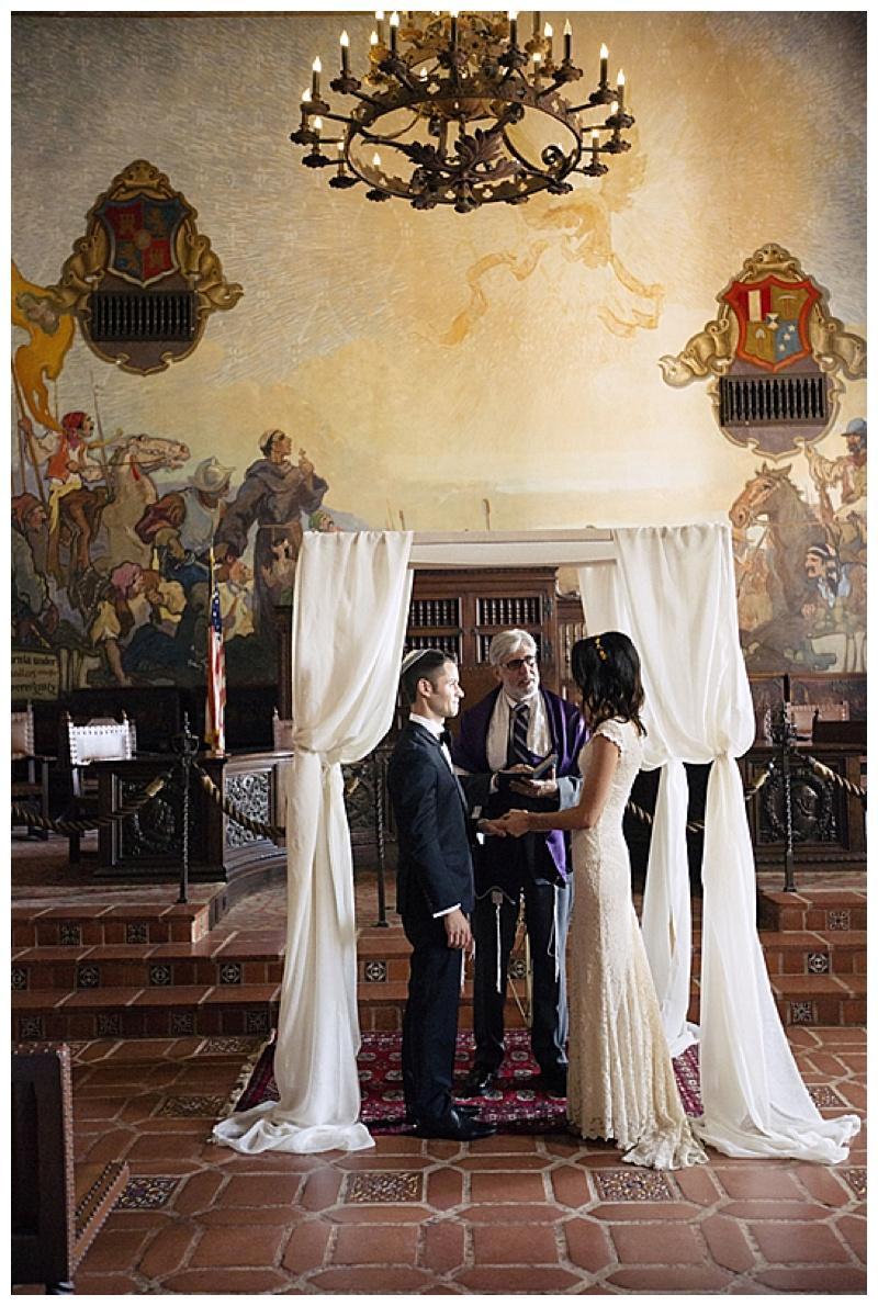 wedding huppah