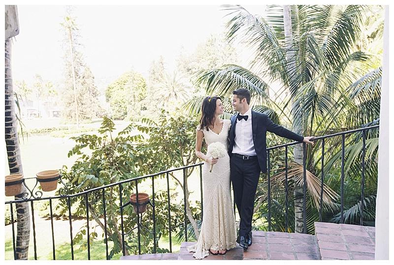 outdoor California wedding photos