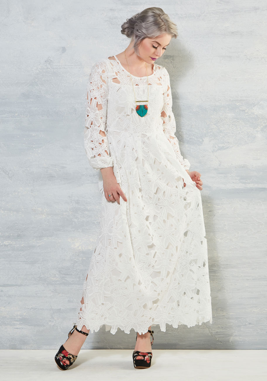 modcloth wedding collection modcloth wedding dresses Lawfully Wedded Blithe Dress