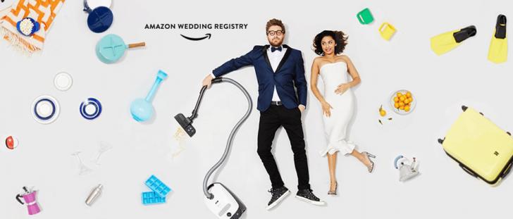 amazon wedding registry