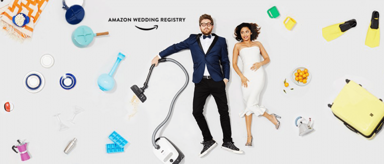 """They"" say nothing is free. We beg the differ. Our list of wedding freebies will get you free wedding stuff with just the click of your mouse, including perks through Amazon Wedding Registry."