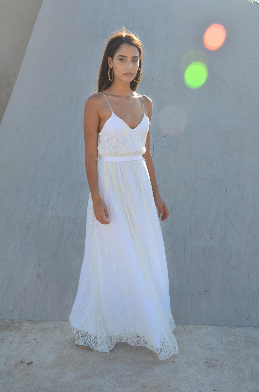 Barzelai Etsy Wedding Dress