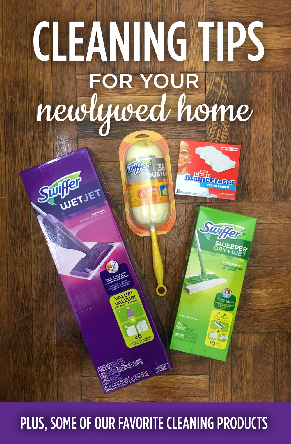 Cleaning tips for your newlywed home the budget savvy bride - Home secrets brief cleaning guide ...