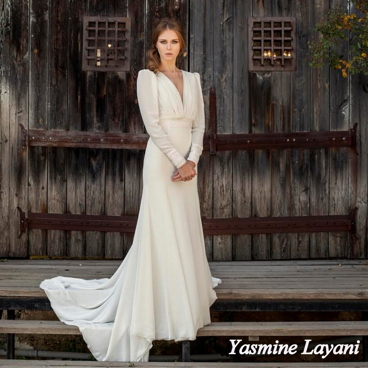 Yasmine Layani - Etsy Wedding Dress