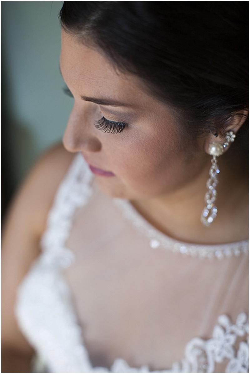 elegant wedding makeup