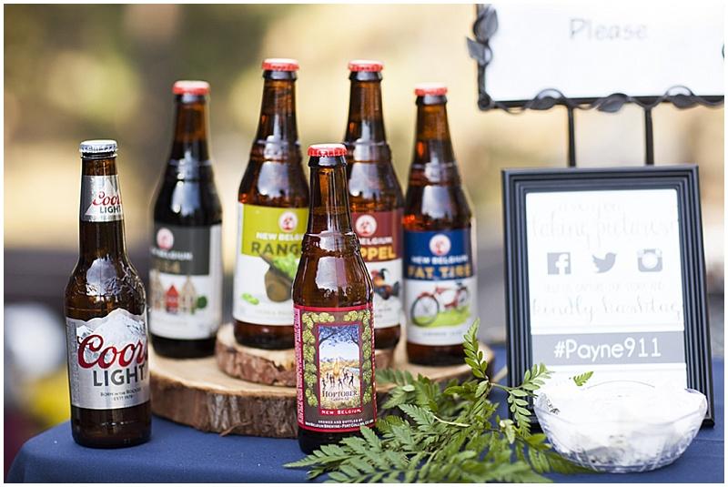 wedding alcohol