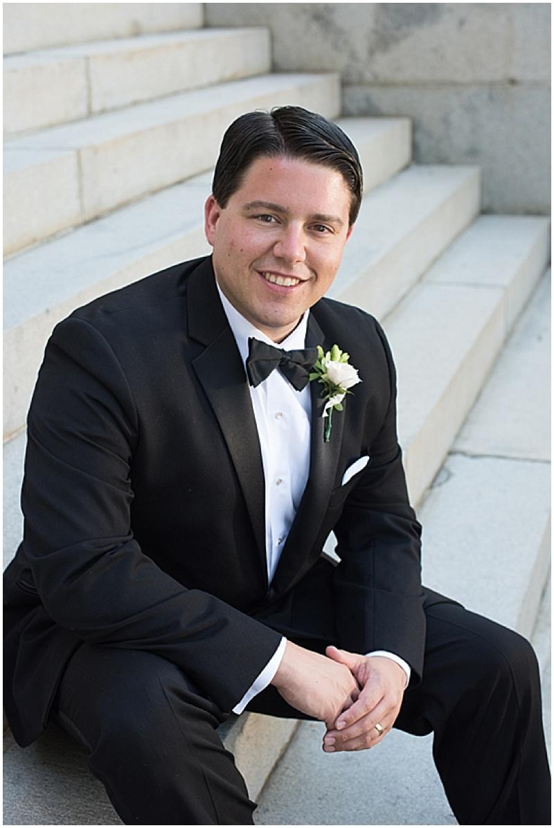 tux groom attire