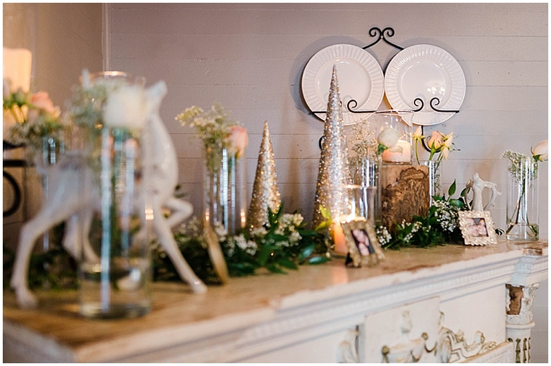 seasonal wedding decor