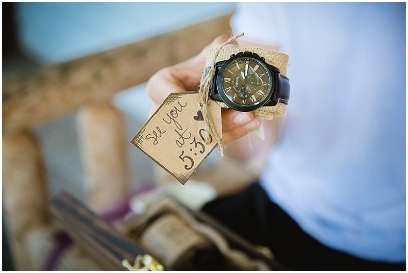 creative groom wedding gifts