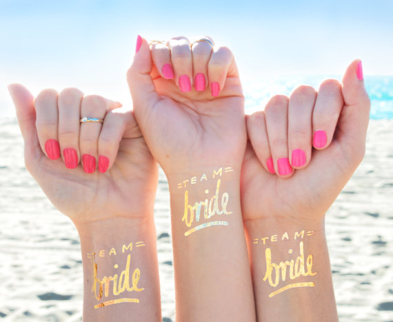 bachelorette party tattoos