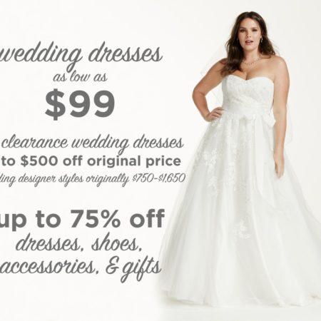 Bridal sale deals