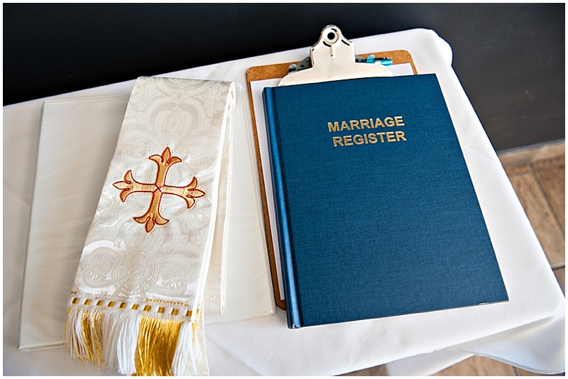 marriage details