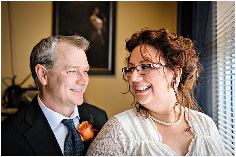 simple wedding photos