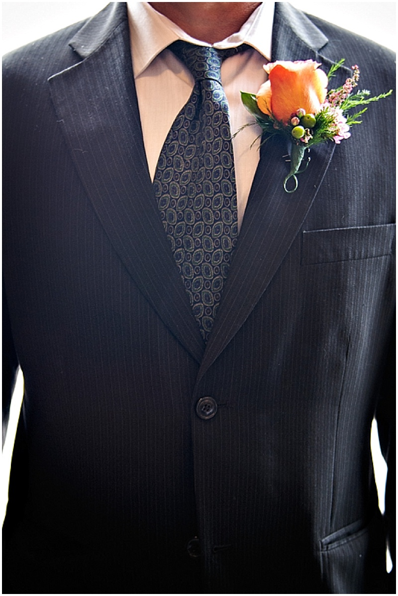 black groom attire