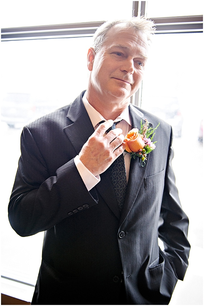 black groom attire