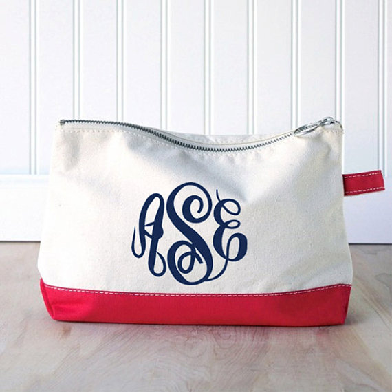 honeymoon toiletry bag