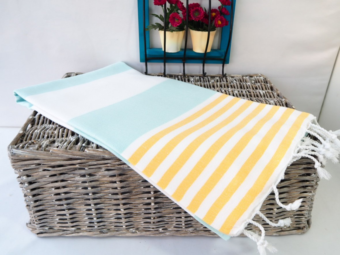 turkish towel - honeymoon towel