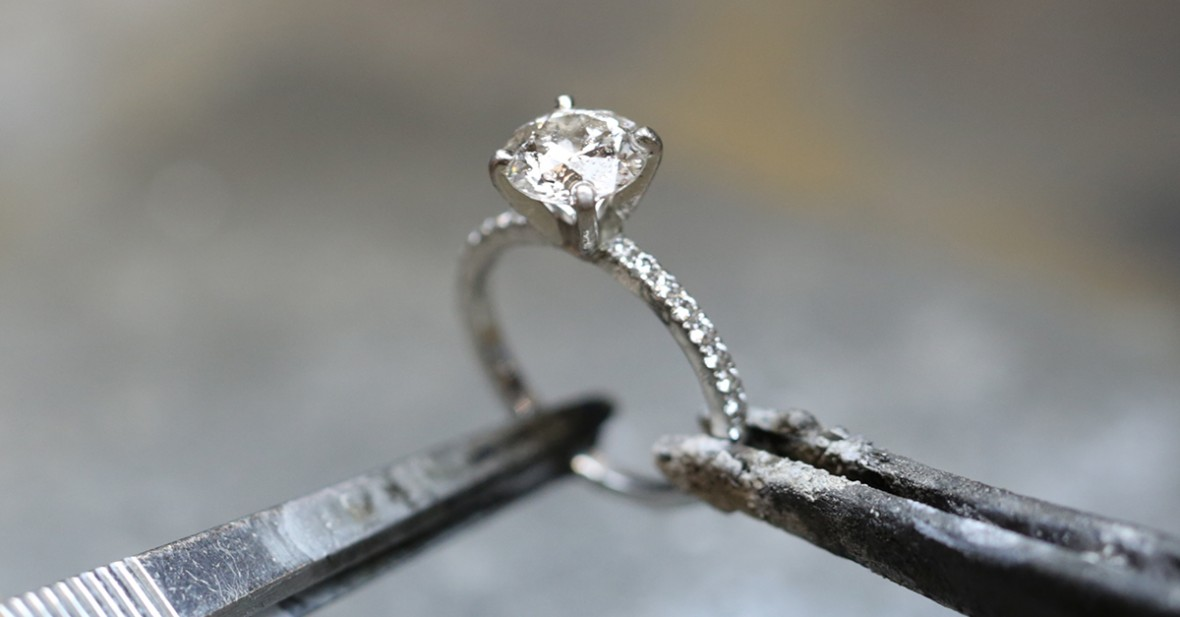 blue nile's Budget Savvy Engagement Ring Shopping Tips