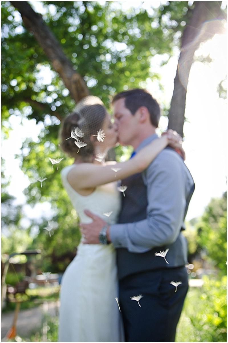 wedding garden photos