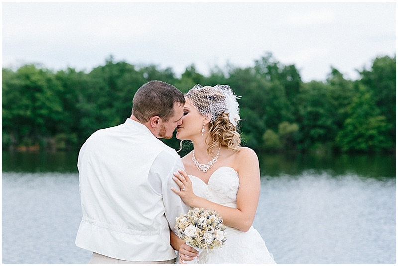 outdoor wedding photos
