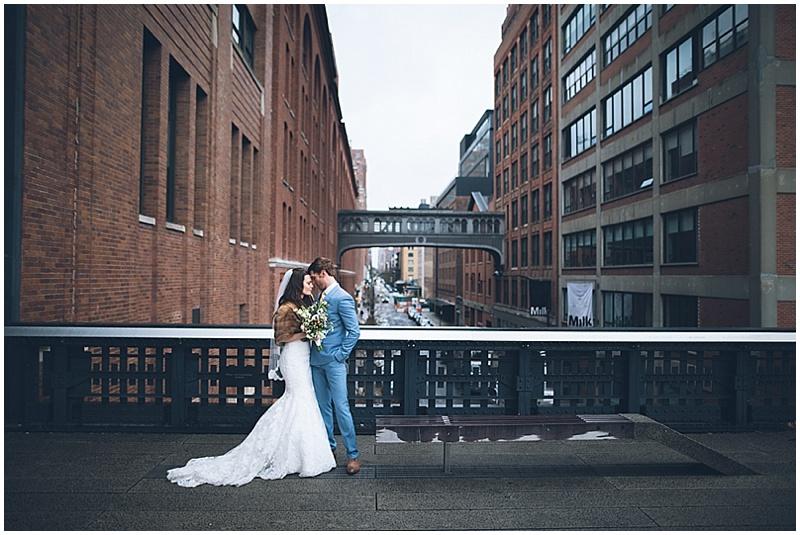 outdoor NYC wedding photos