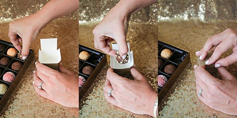 godiva individually wrapped truffles