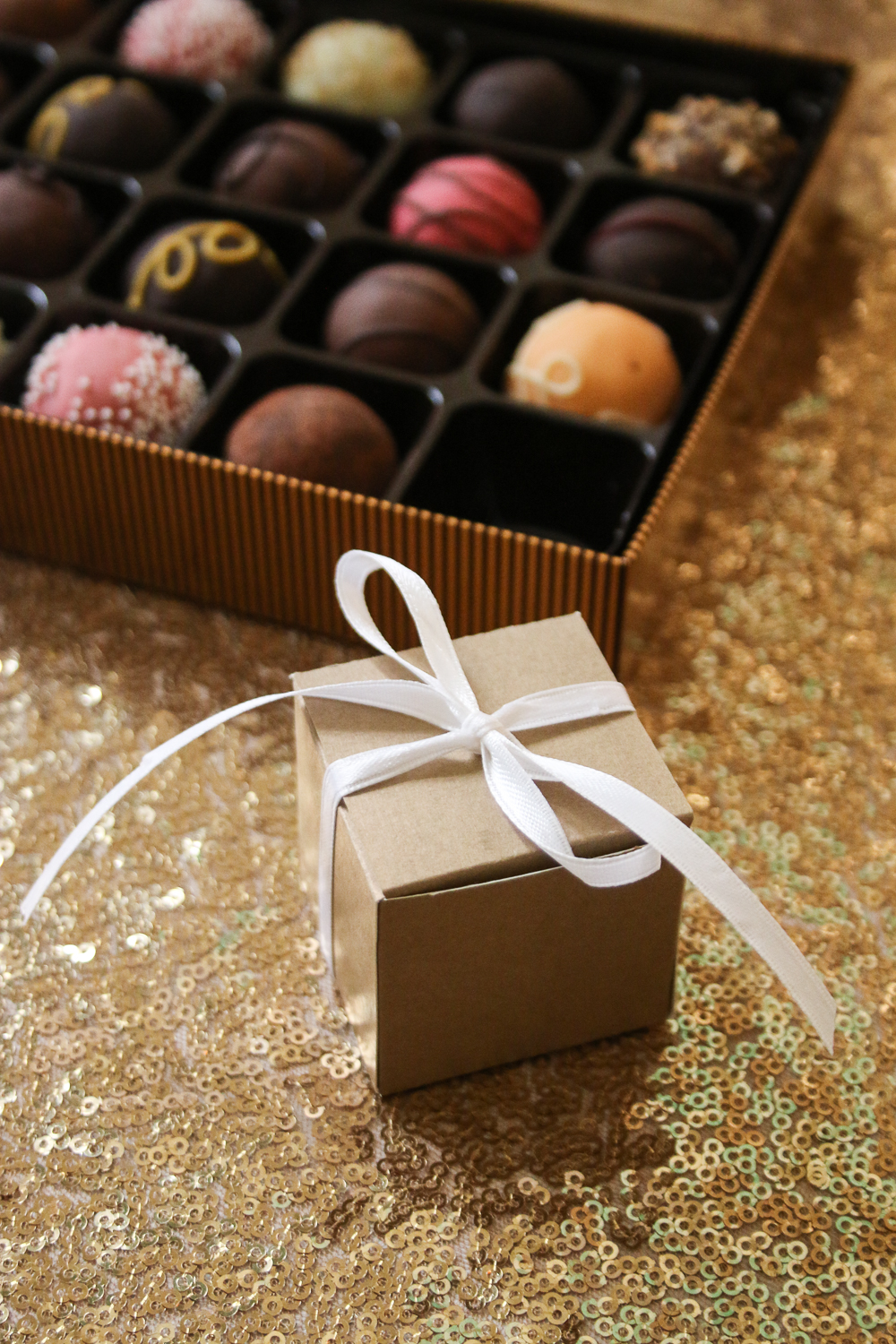 godiva individually wrapped truffles