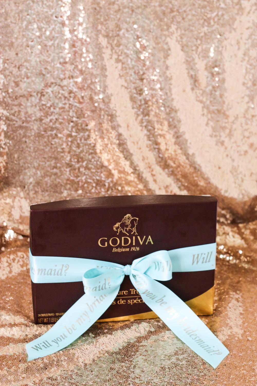 godiva wedding gift idea