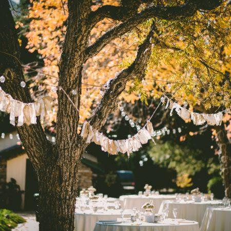 Making Your Backyard Wedding Magical
